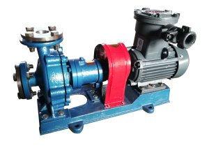 风冷式导热油泵