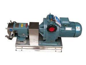 凸轮转子泵的效率与哪些因素有关