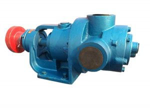 如何调整风冷式离心导热油泵的泵流量
